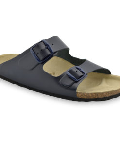 KAIRO férfi papucsok - bőr (40-49)
