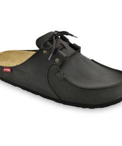 BOSFOR férfi félcipők - bőr (40-49)