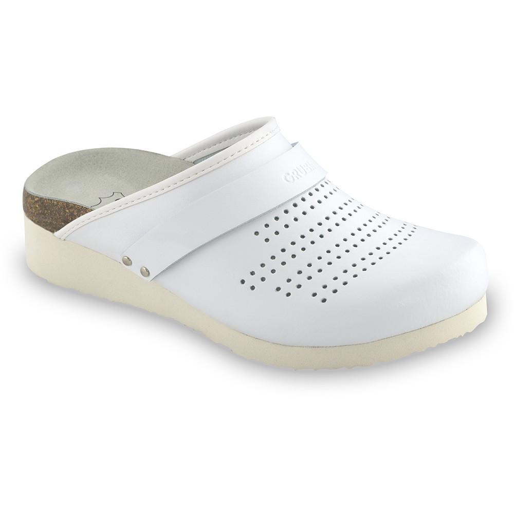MALME silverplus zártpapucsok - bőr (36-42)