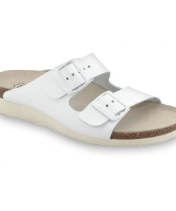 TULSA silverplus papucsok - bőr (36-42)