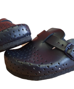 Detské anatomické uzavreté papuče