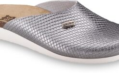 PENELOPE   papuče pre dámy   strieborná