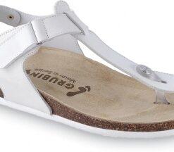 Dámske sandále | biela
